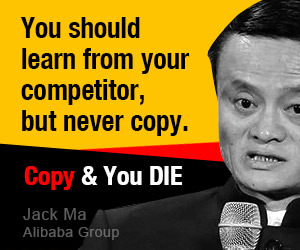 Jack Ma Aloibaba Group Quote